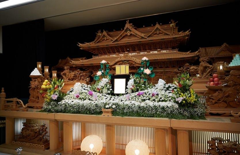 栃の葉葬儀社