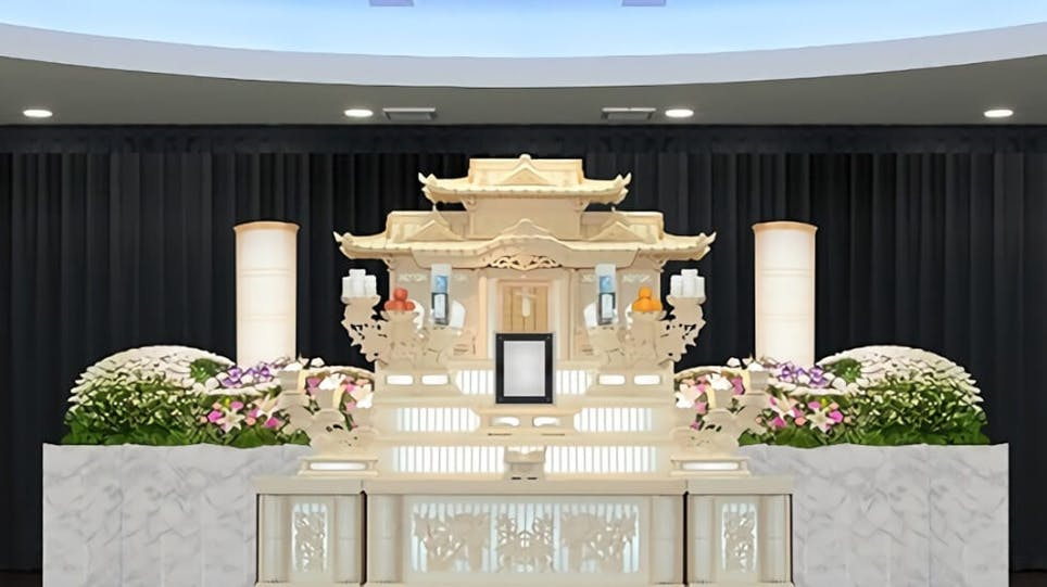 【いい葬儀提携】葬儀会館ティア【埼玉】
