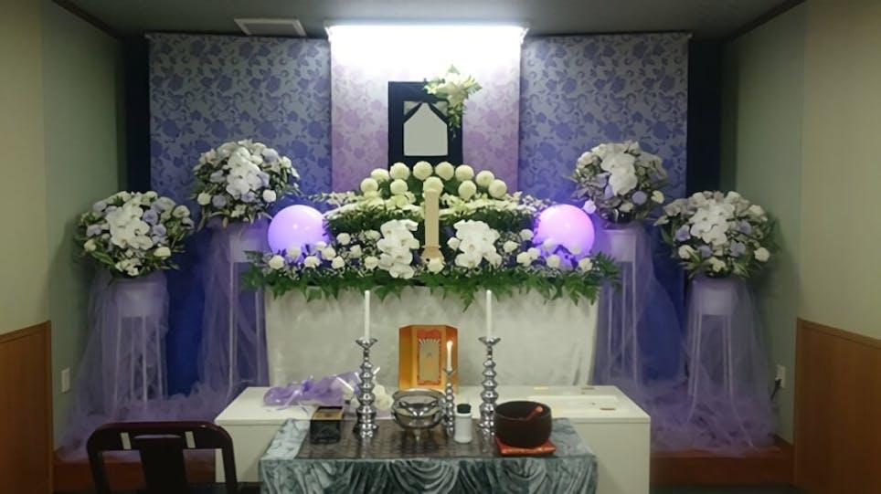家族葬の彩礼