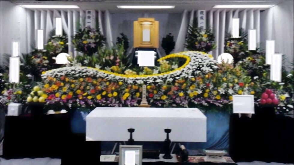 フューネラルセンターの庶民葬