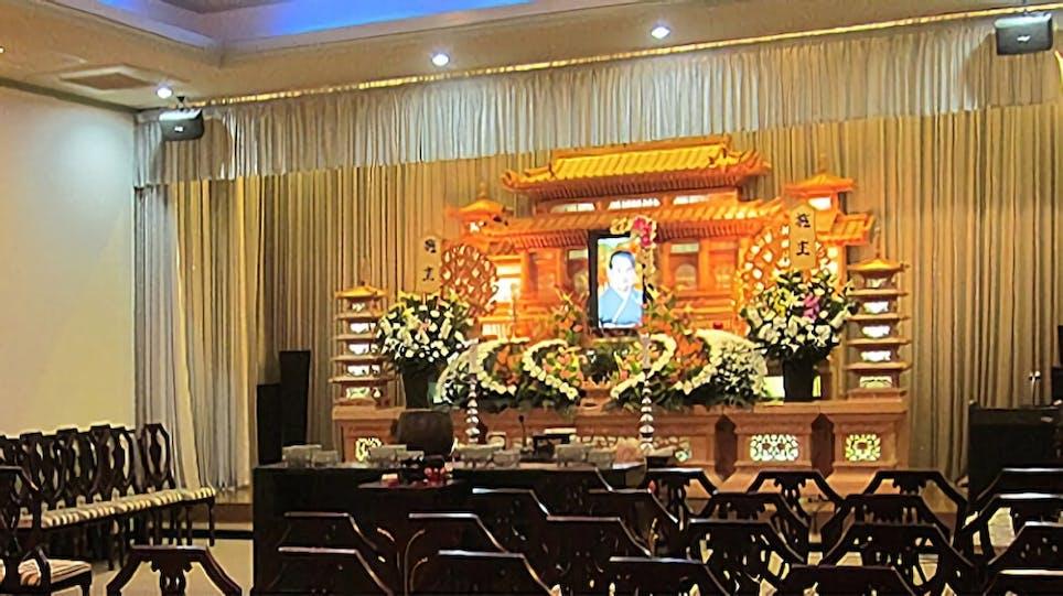家族葬の天国社