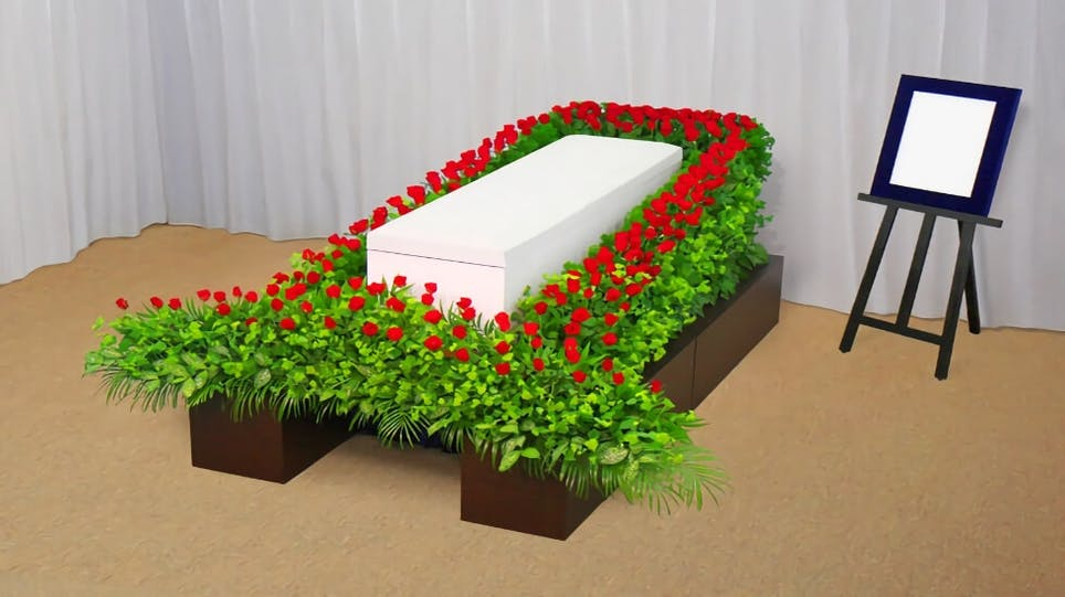 家族葬のファミリード