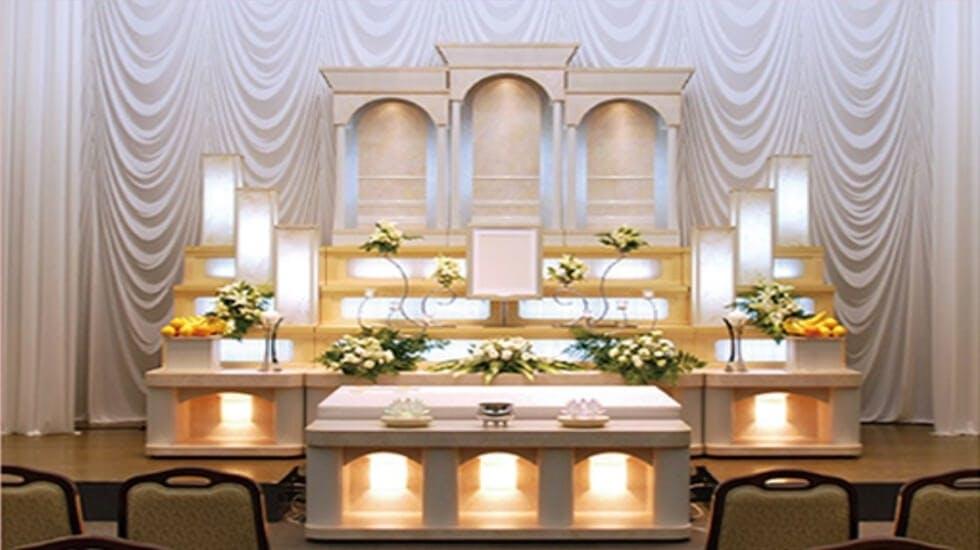 【いい葬儀提携】メモリアルホール優月