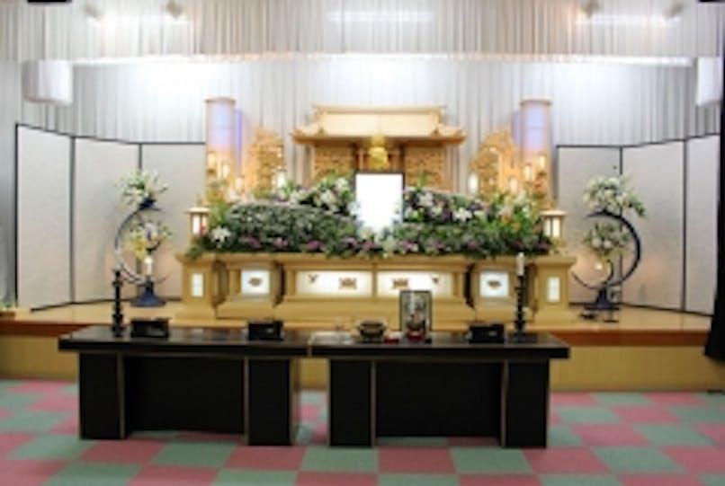 JAおおいた 葬祭プリエール安心院・院内