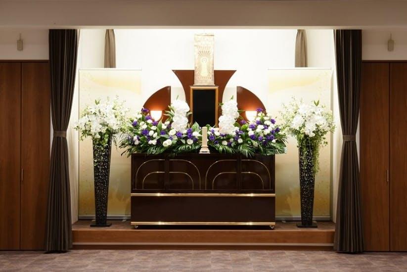 「ご自宅感覚でくつろげる家族葬専用ホール」ライフ葬祭 北大谷斎場口店