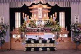一般会葬者を招いてのご葬儀