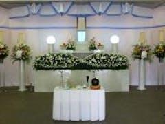 大阪市立瓜破斎場で家族葬