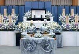 立川市営斎場(立川市)で、お花で送る家族葬を・・・・・・参列人数29名