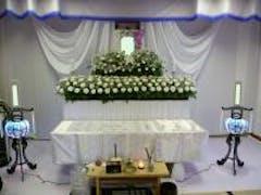 大阪市営斎場併設小式場での家族葬