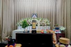日進家族斎場での家族葬