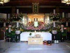 地域寺院でのお葬式