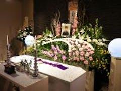 堺市北区  20名の家族葬