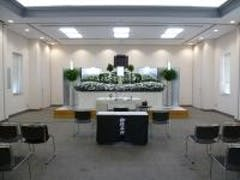 瓜破斎場内併設式場にて友人葬
