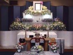 東久留米市にある浄牧院第二式場を利用しての家族葬