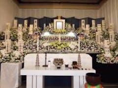 三鷹市にある法専寺ホールを利用しての葬儀