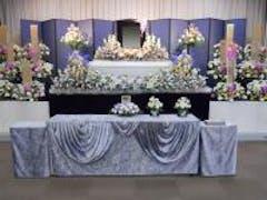 東村山市にあるベルホール大式場を利用しての葬儀