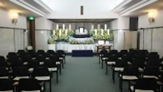 横浜市南部斎場でのお葬儀