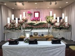 日華多磨斎場 行華殿 ひなたの家族葬