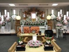 南多摩斎場 第1式場 ひなたの一般葬