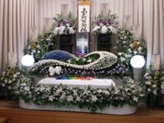 堺市立斎場(小式場)での家族葬