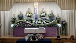 堺市立斎場(中式場)での家族葬