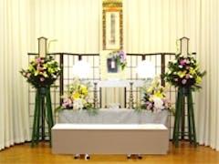 堺市立斎場での1日葬 10名