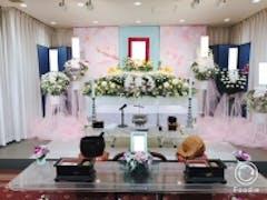 日華多磨葬祭場 行華殿 ひなたの家族葬「こすもす」