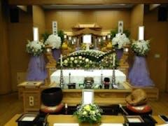 府中の森 市民聖苑 第四式場 ひなたの聖苑プラン1日葬