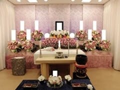 代々幡斎場で14名の家族葬
