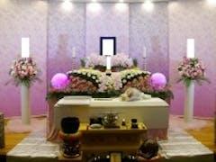 臨海斎場で16名の家族葬