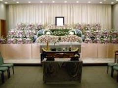 臨海斎場で100名のお葬式