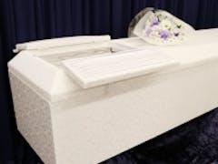 四ツ木斎場で行った直葬