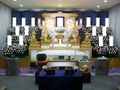 谷塚斎場「南館」で30名の家族葬
