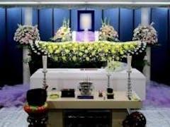 戸田葬祭場4F式場で行った家族葬10名