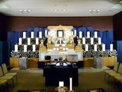 浦和斎場で五段祭壇を使用したお葬式