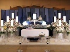 浦和斎場で家族葬のあと海に散骨