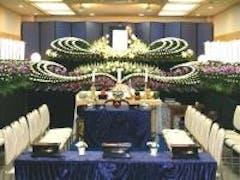 長照寺会館(大田区)で行った150名のお葬式
