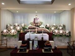 草加市にお住まい 菩提寺ありの谷塚斎場 西館で一日葬