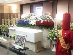 南多摩斎場(50名様規模の一般葬)無宗教葬