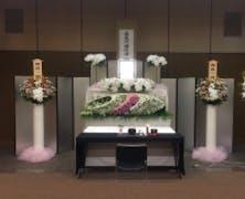 大阪市立北斎場 中ホールで家族葬