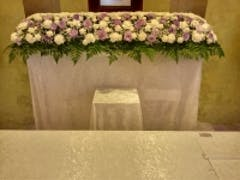 生花で見送る一日葬 神奈川セントラル市民葬祭 相模原市営斎場