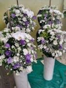 生花で見送る一日葬 神奈川セントラル市民葬祭 横浜南部斎場