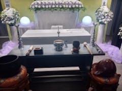 生花で見送る家族葬 神奈川セントラル市民葬祭 横浜北部斎場