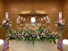 家族葬(印西斎場)