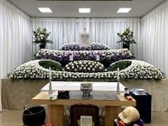 桐ケ谷斎場 一日葬 仏式 2021年4月