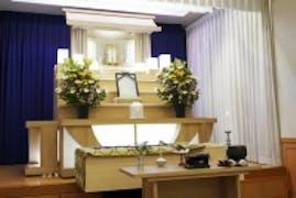 生花で見送る一日葬