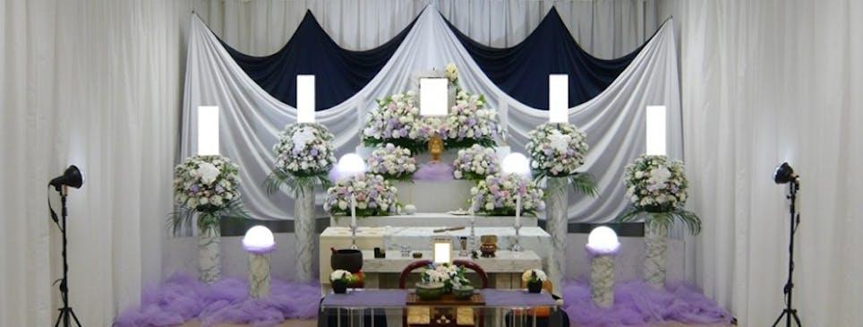 【家族葬】堀ノ内斎場でご家族とご親戚様で見送る家族葬