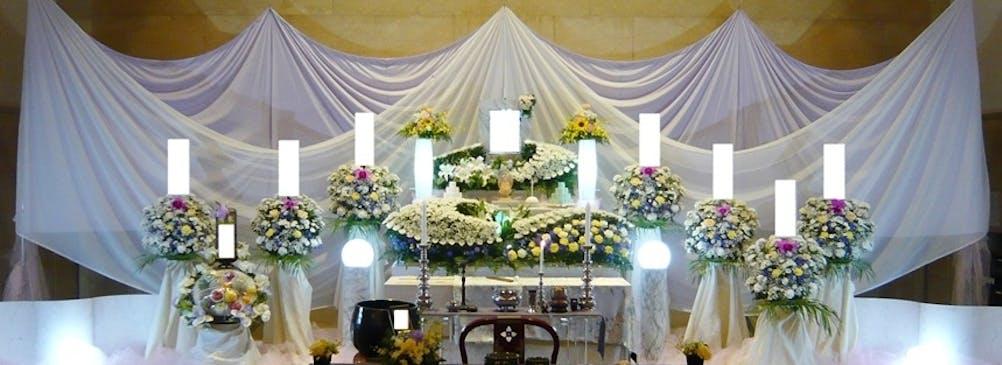 【一般葬】相模原市営斎場でご家族と知人・友人に見送られての一般葬
