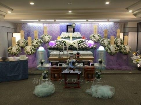 戸田市の火葬場併設で便利な戸田葬祭場の家族葬施行事例