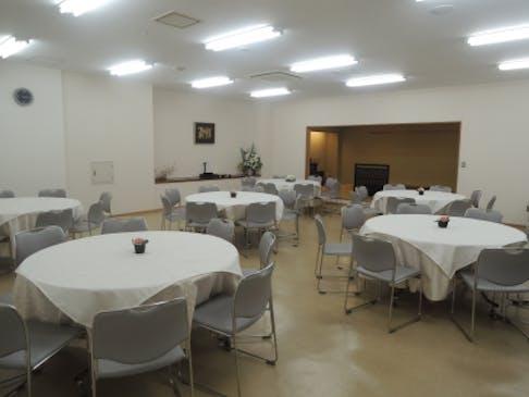 さくらホール「会食室」60名様まで対応